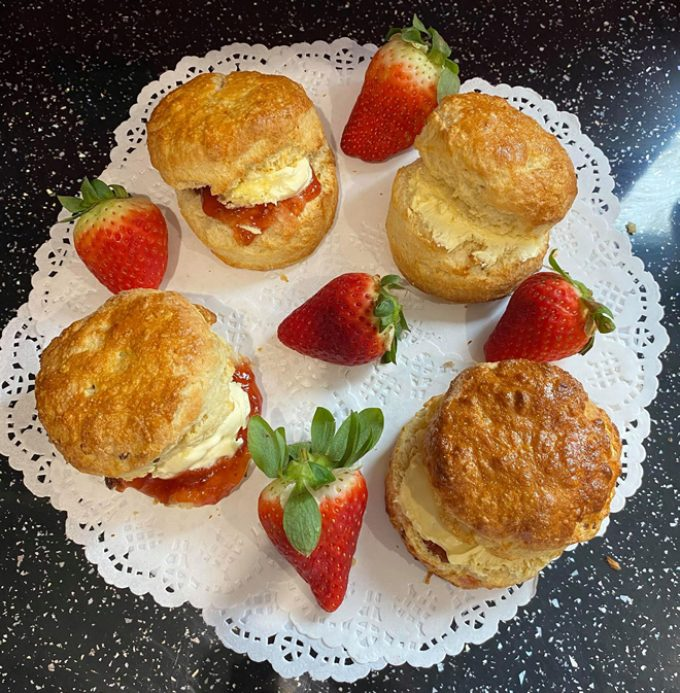 Price is £19.95 for Afternoon Tea for 2