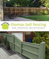 Thomas Ball Fencing