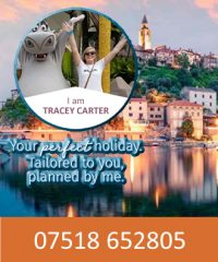 Tracey's Travels – Not Just Travel