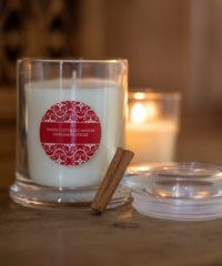 White Cottage Candles