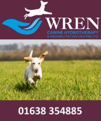 Wren Canine Hydrotherapy & Rehabilitation Centre Ltd