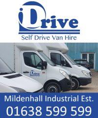 iDrive Self Drive Van Hire