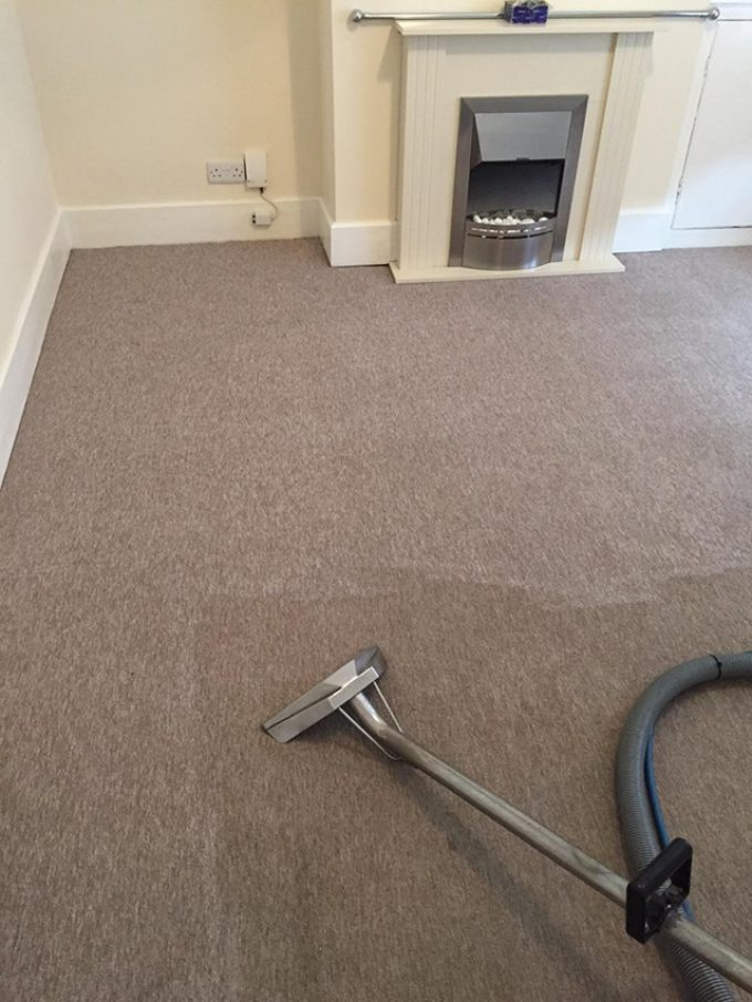 Service: Carpet clean 4 x 4 metre area  Approx time: 2 hours